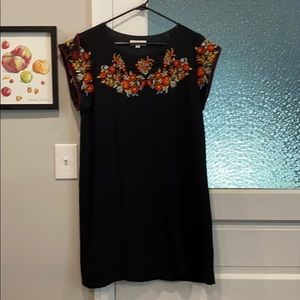 The Kye Embroidered Dress